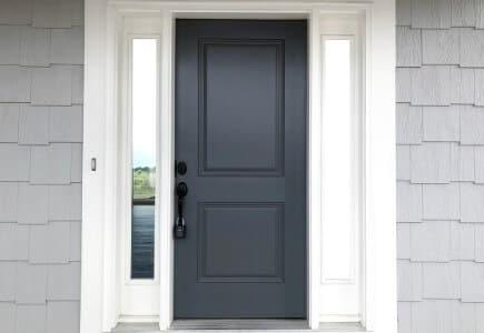 ציפוי דלתות כניסה